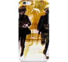 Running Under the Gun iPhone Case/Skin