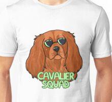 CAVALIER SQUAD (ruby) Unisex T-Shirt