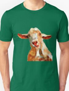 Mr Goat Art Unisex T-Shirt