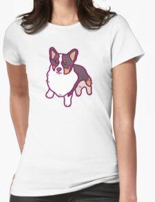 A Corgi Named - Winston Womens Fitted T-Shirt