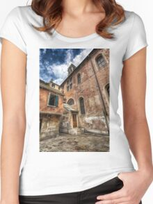 Venezia 6 Women's Fitted Scoop T-Shirt