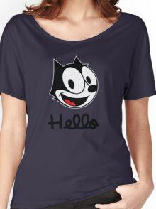 The cat named felix Women's Relaxed Fit T-Shirt