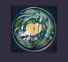 """""""Nectar of White Lotus"""" - Mandala of Regeneration Unisex T-Shirt"""