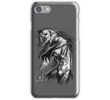 Losing My Humanity iPhone Case/Skin