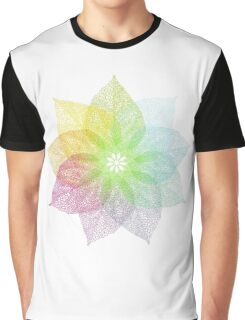 spring leaves flower Graphic T-Shirt
