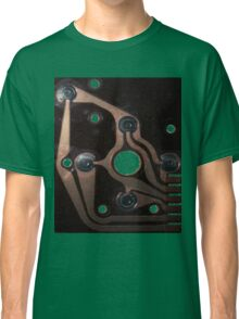 Retro Video Game Joystick PCB Board Classic T-Shirt