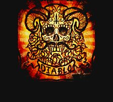 El Diablo Sugar Skull Unisex T-Shirt