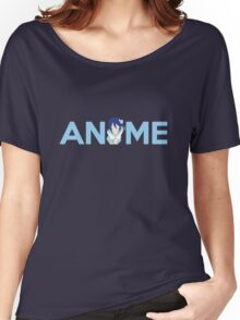 Anime Shirt Women's Relaxed Fit T-Shirt