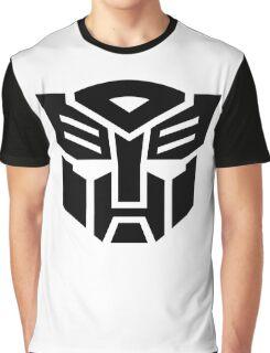 Auto (Simple Black Theme) Graphic T-Shirt