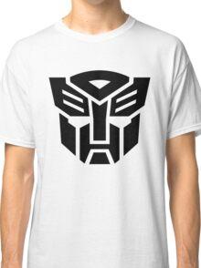 Auto (Simple Black Theme) Classic T-Shirt