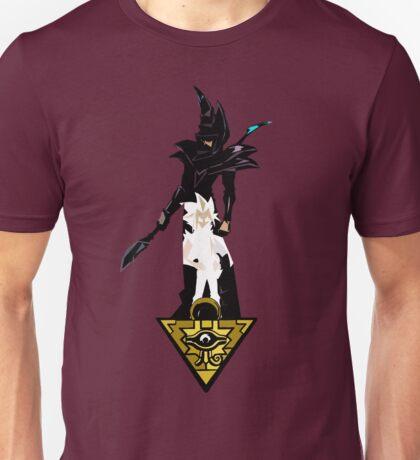 """""""Yu-Gi-Oh"""" Fan Art (Yugi Muto / Dark Magician) Unisex T-Shirt"""