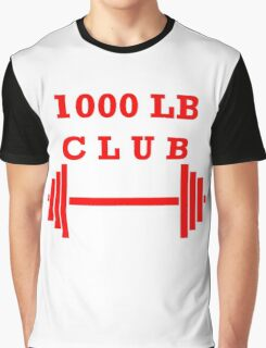 1000 lb Club Graphic T-Shirt