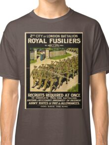 Vintage poster - British Military Classic T-Shirt