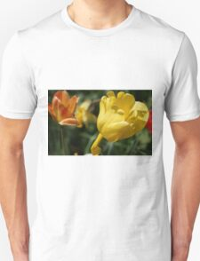 Yellow Tulip with Friends T-Shirt