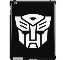 Auto (Simple White Theme) iPad Case/Skin