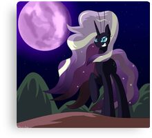 [MLP] Nightmare Rarity Canvas Print