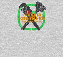 ( The Mario Brothers ) Professional Plumbing  Unisex T-Shirt