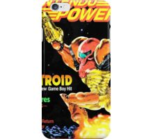 Nintendo Power - Volume 31 iPhone Case/Skin