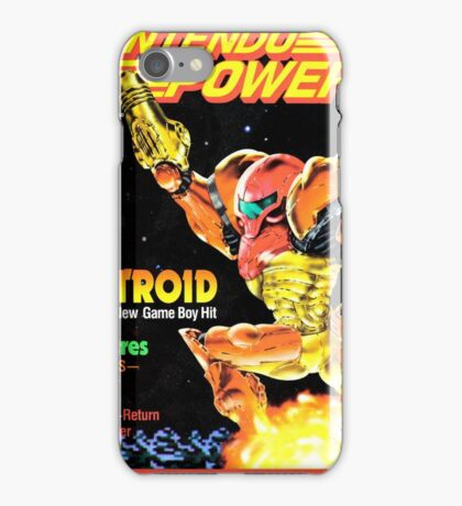 Nintendo Power - Volume 31 iPhone Case/Skin