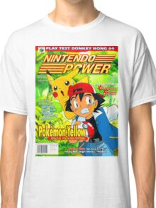 Nintendo Power - Volume 125 Classic T-Shirt