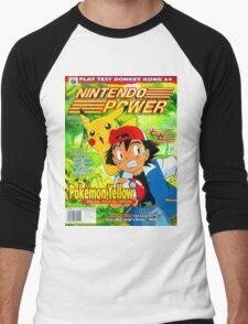 Nintendo Power - Volume 125 Men's Baseball ¾ T-Shirt