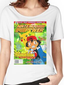 Nintendo Power - Volume 125 Women's Relaxed Fit T-Shirt