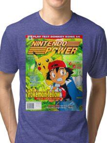 Nintendo Power - Volume 125 Tri-blend T-Shirt