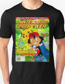 Nintendo Power - Volume 125 Unisex T-Shirt