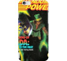Nintendo Power - Volume 34 iPhone Case/Skin