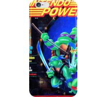 Nintendo Power - May/June 1989 iPhone Case/Skin