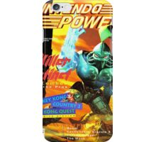 Nintendo Power - Volume 76 iPhone Case/Skin