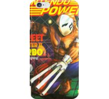 Nintendo Power - Volume 51 iPhone Case/Skin