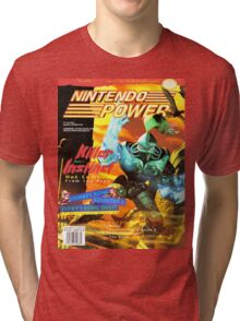 Nintendo Power - Volume 76 Tri-blend T-Shirt