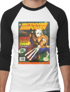 Nintendo Power - Volume 51 Men's Baseball ¾ T-Shirt
