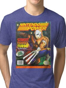 Nintendo Power - Volume 51 Tri-blend T-Shirt