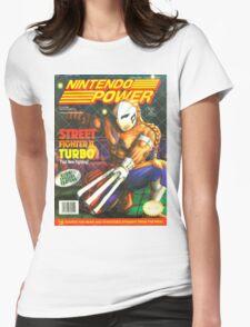 Nintendo Power - Volume 51 Womens Fitted T-Shirt