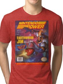 Nintendo Power - Volume 67 Tri-blend T-Shirt