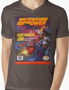 Nintendo Power - Volume 67 Mens V-Neck T-Shirt