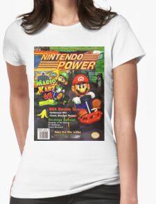 Nintendo Power - Volume 93 Womens Fitted T-Shirt