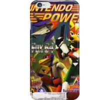 Nintendo Power - Volume 98 iPhone Case/Skin