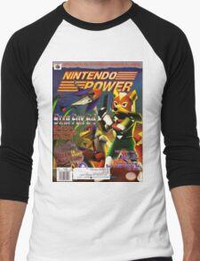 Nintendo Power - Volume 98 Men's Baseball ¾ T-Shirt