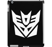 Decept (Simple White Theme) iPad Case/Skin