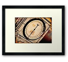 Weight for It! Framed Print