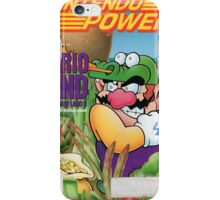 Nintendo Power - Volume 58 iPhone Case/Skin