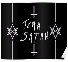 Team Satan Poster