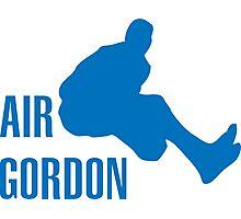 Air Gordon Photographic Print