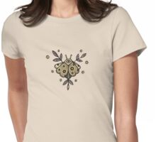 Bug Womens Fitted T-Shirt