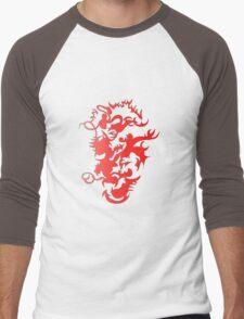 Subjection Expression Men's Baseball ¾ T-Shirt