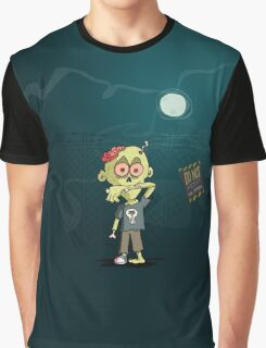 Do not feed the Zombies Graphic T-Shirt