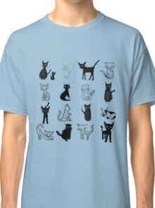 Cats, cats, cats. Classic T-Shirt